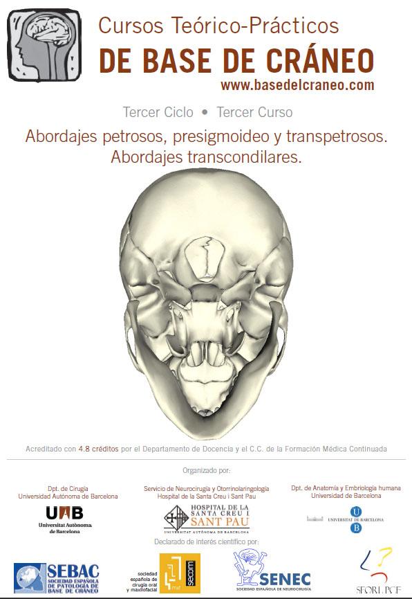 Cursos Teórico-Prácticos de Base de Cráneo | Ortovás Médica